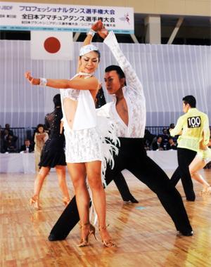 JBDFダンス選手権 Rumba