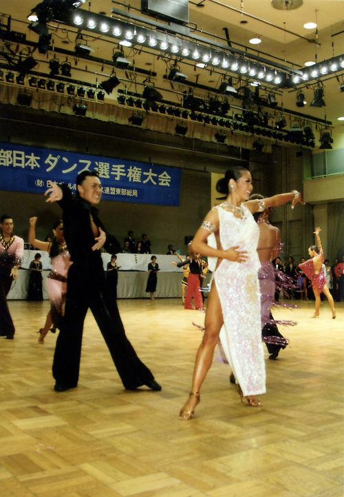 東部日本ダンス選手権 Rumba